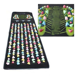 Coupcou.com: Creative Stone Cobblestone Pad Foot Massage Mat