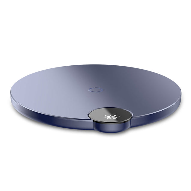 Coupcou.com: Baseus BSWC - P21 Digital LED Display Wireless Charging Pad Fast Charger
