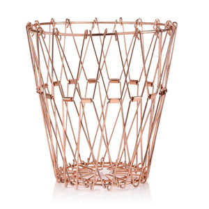 Coupcou.com: Retractable Folding Stainless Steel Fruits Vegetables Basket Changeable Shapes