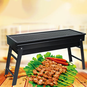 Coupcou.com: Portable Barbecue Grill Folding Charcoal Stove BBQ Tool