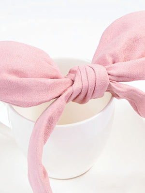 Coupcou.com: Cute Bowknot Hair Decorative Hair Hoop