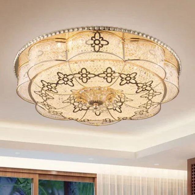 Coupcou.com: X004 - 60W - 3S Tri-color Dimmable Ceiling Light