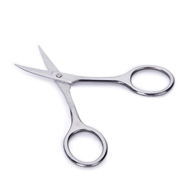 Coupcou.com: Lameila Multi-function Stainless Steel Small Scissor Makeup Tool