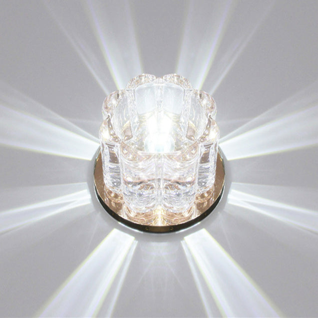 Coupcou.com: 10cm LED Ceiling Lamp White Light Background Wall 220V