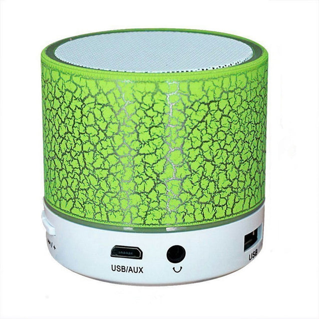 Coupcou.com: Bluetooth Speaker Wireless Portable Mini LED Small Music Audio TF USB FM Stereo Sound Speaker for Phone Xiaomi Computer