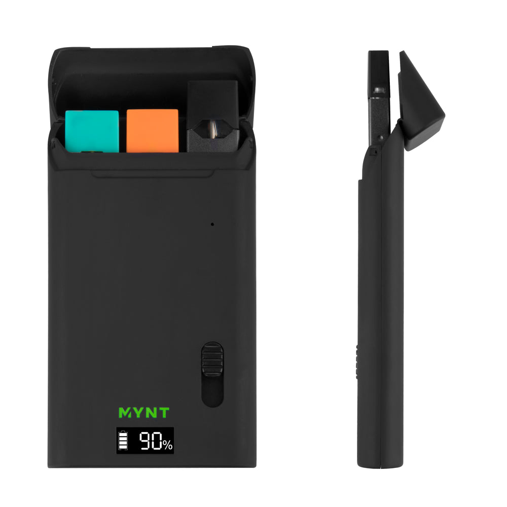 E-CIG PORTABLE CHARGER + POD HOLDER