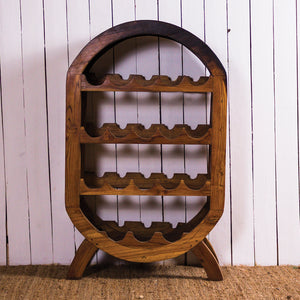 Old Colour Wine Rack