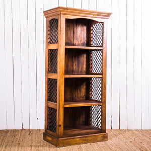 Single Jali Bookcase