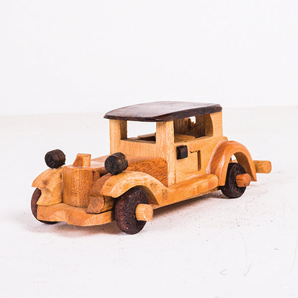 Small Long Bonnet Car