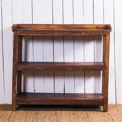 16 Compartment Console Table