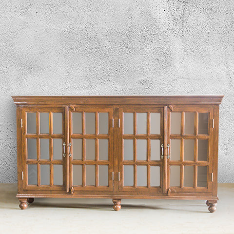36 Glass Sideboard