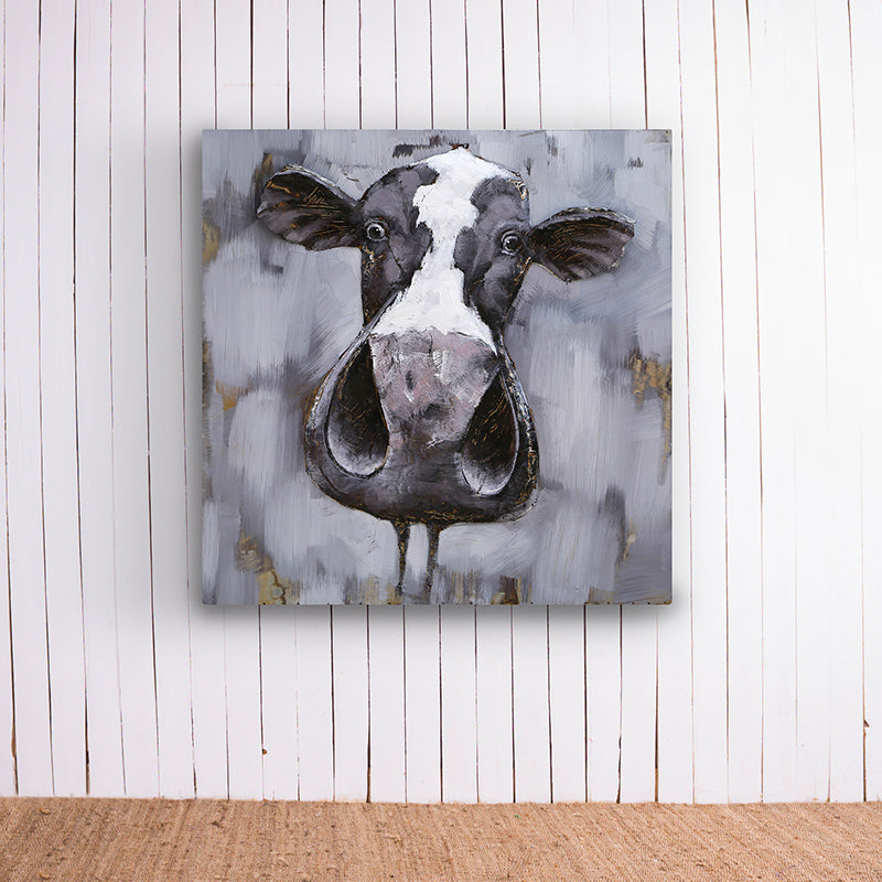 Cow Nose Metal Frame