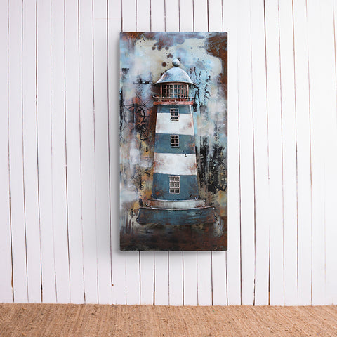 Lighthouse Metal Frame