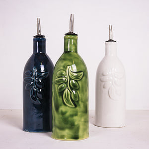 PC Olive Oil Bottle Poure