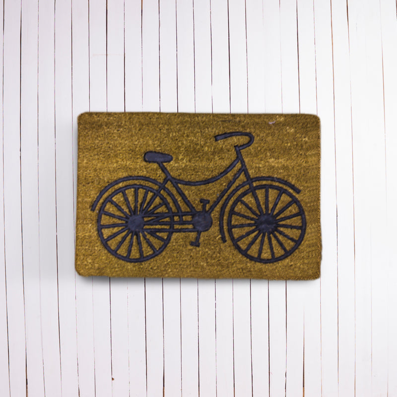 Bicycle Coir Mat