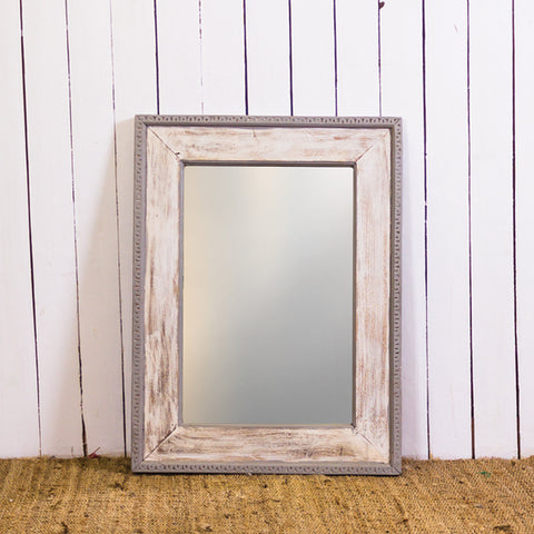 LY Sandblasted Mirror