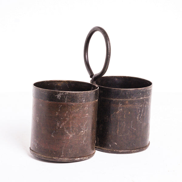 Iron Planter Cups