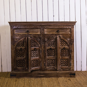 RAM Jali 4 Door 2 Drawer Sideboard