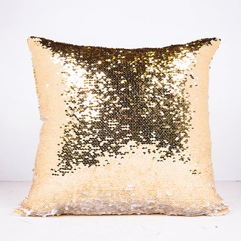 Gold & White Sequin Scatter