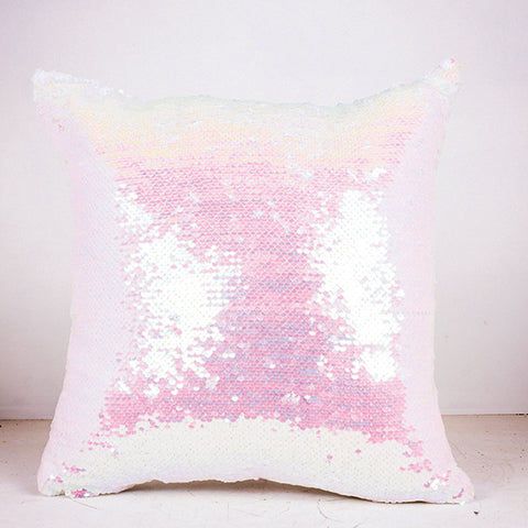 Pink, Yellow & White Sequin Scatter Sequin Scatter