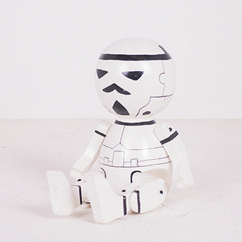 Round Joint Leg Storm Trooper