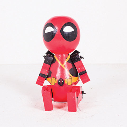 Round Joint Leg Deadpool