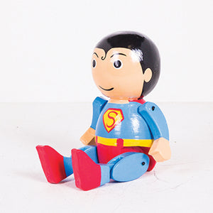 Round Joint Leg Superman