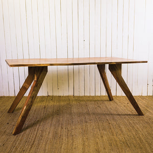 Acana Live Edge Dining Table