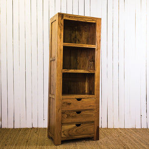 Acana New Wave 3 Drawer Bookshelf
