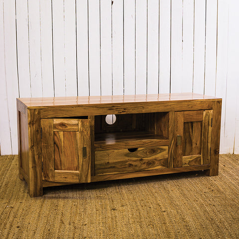 Acana New Wave 2 Door 1 Drawer TV Cabinet