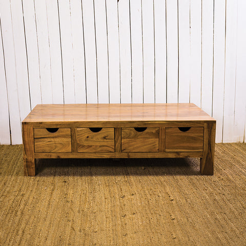 Acana New Wave Centre Table 4 Drawer