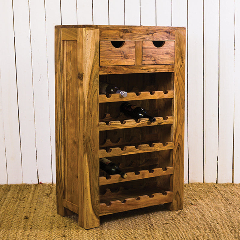 Acana New Wave 2 Drawer Wine Rack