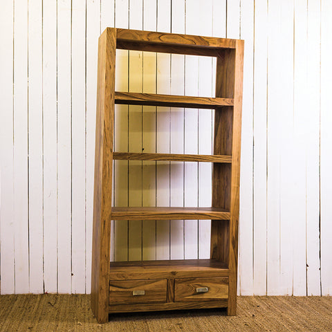 Acana New Wave 2 Drawer Bookshelf
