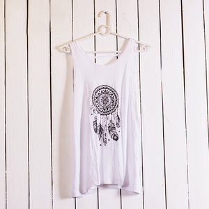 Dream Catcher Open Back Top