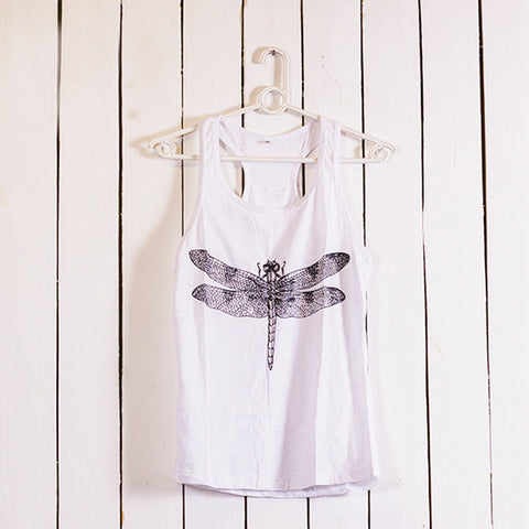 Long Dragonfly Beach Vest