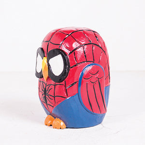 CC Owl Spiderman