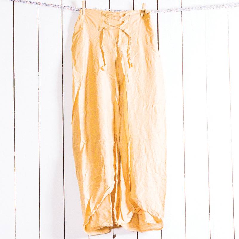 Shoe String Pants