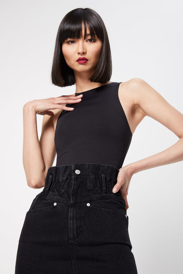 The Before You Go Bodysuit - Black