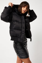 The Xander Puffer - Black