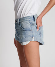 Salty Dog Bandit Denim Shorts