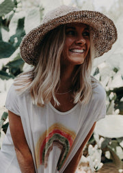 Polly Short Brim Hat