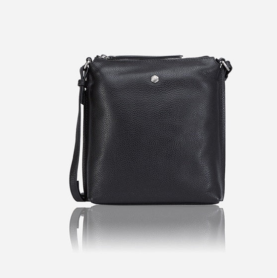 Crossbody Bag - Black Osaka
