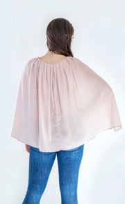 Dressed Cape Top - Winter