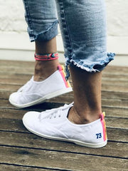 Hammill & Co White Sneaker