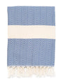 Baby Elmas Turkish Towel - Blue
