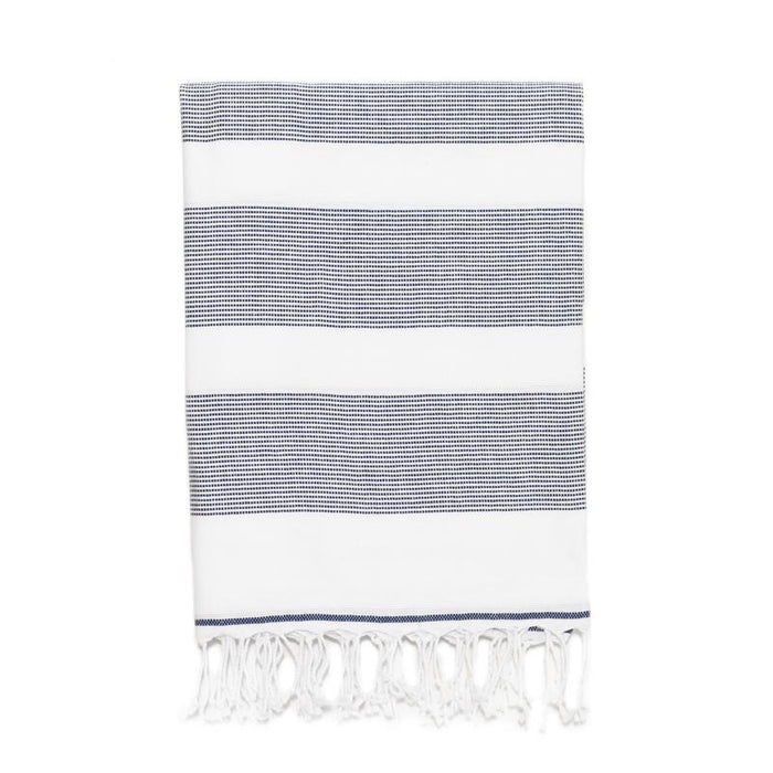 Buldan's Basic Turkish Bath Towel - Navy