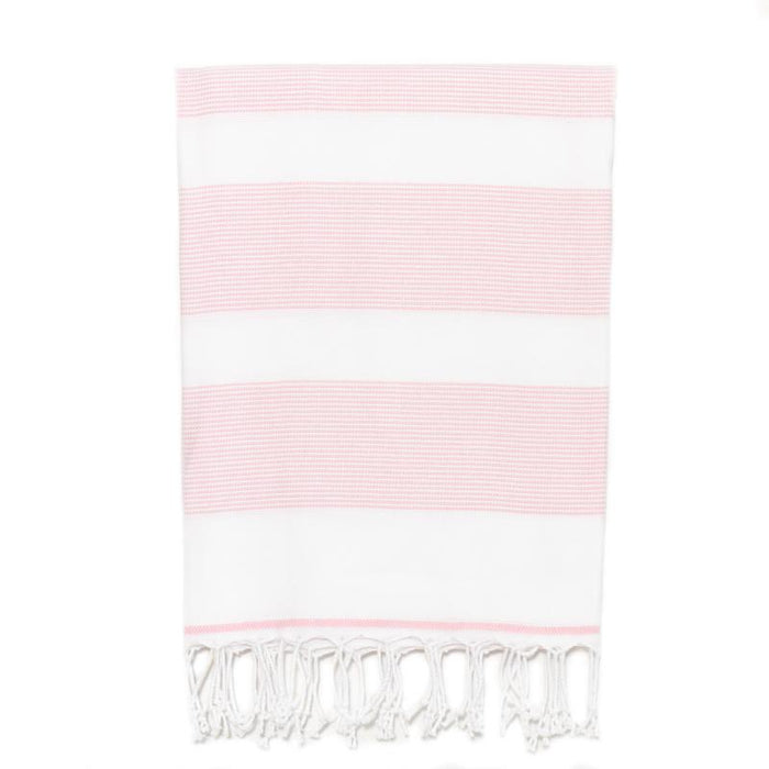 Buldan's Basic Turkish Bath Towel - Pink
