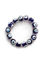 Fancy Evil Eye Bead Bracelet