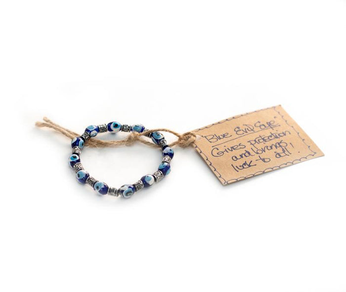 Original Evil Eye Bead Bracelet