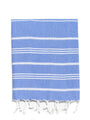Traditional Turkish Hand Towel - Azure